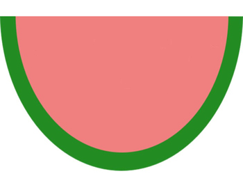 Summer Vocabulary Watermelon Craftivity