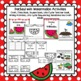 Watermelon Crafts: Class Book: Watermelon Life Cycle: Summer Crafts