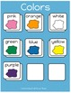 Summer Weather Color Books (Adapted Books)