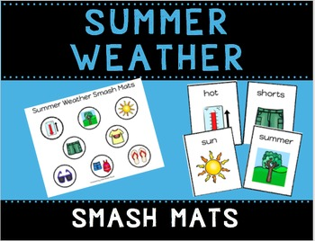 Summer Weather Smash Mats