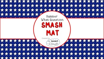 Summer What Question Smash Mat