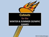 Summer & Winter Olympics Cutouts