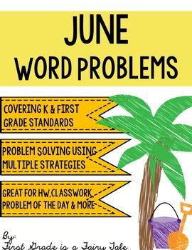 Summer Word Problems