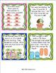 Summer Word Problems!  Grades 1 - 2  Math Centers!