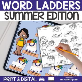 Summer Word Walk Pack
