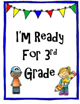 Summer Work 2nd Grade Summer Work Bundle / End of Year Review No Prep!