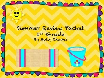 Summer Work Packet