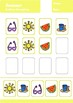 Summer Worksheets Age 4-5