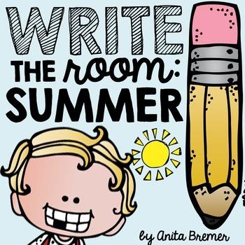 Write the Room: Summer