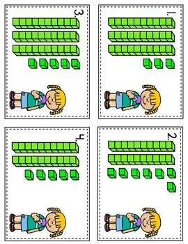 Summer Write the Room - Place Value