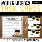 Summer Write the Room Task Cards
