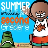 Summer Writing for Second Grade