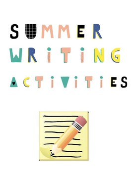 Summer Writing