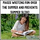 Summer Writing Activities for Upper Elementary