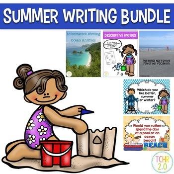 Summer Writing Bundle