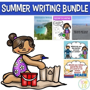 Summer Writing Bundle