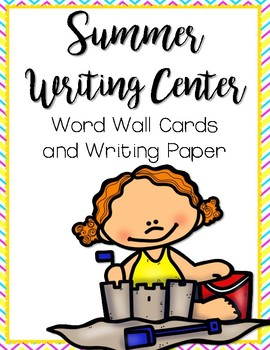 Summer Writing Center