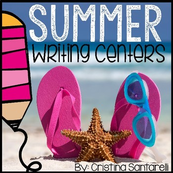Summer Writing Centers