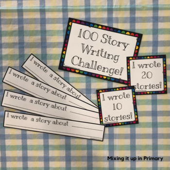 Summer Writing Challenges