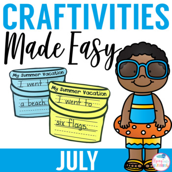 Summer Writing Craft