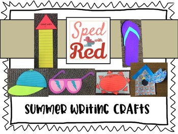 Summer Writing Crafts