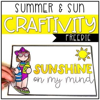 Summer Writing FREEBIE