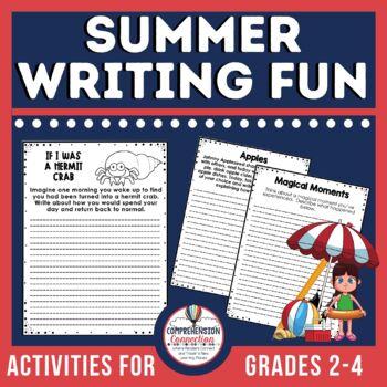 Summer Writing Fun