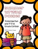 Summer Writing & Handwriting Packet, Kindergarten & First Grade