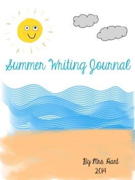 Summer Writing Journal!
