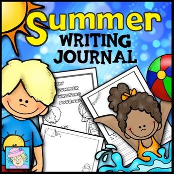 Summer Writing Journal