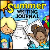 Summer Writing Journal Kindergarten 1st 2nd Grade