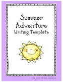 Summer Writing Outline