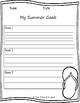 Summer Writing Pack- Graphic Organizers
