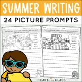 Summer Writing Prompts {Picture Prompts}