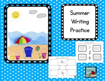 Summer Writing Practice for Kids