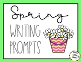 Summer Writing Prompts