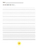 Summer Writing Prompts - Differentiated