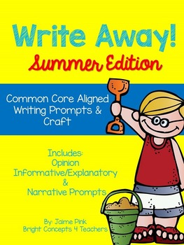 summer writing prompts The time is now offers weekly writing prompts in poetry, fiction, and creative nonfiction to help you stay committed to your writing practice throughout the year.