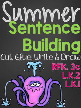 Summer Sentence Building