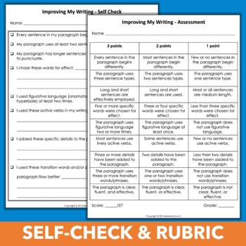 Summer Writing Activities to Improve Narrative Writing