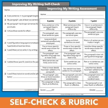 Summer Writing Activities to Improve Narrative Writing