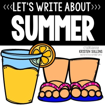 Summer Writing Webs and Drafts
