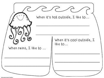 Summer Vacation Memory Book