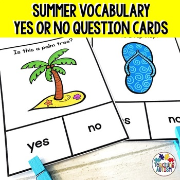 Summer Yes / No Questions