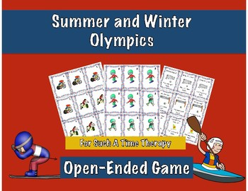 Summer and Winter Olympics Open-Ended Game