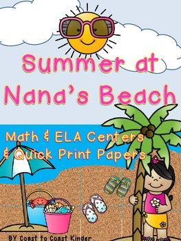 Summer at Nana's Beach