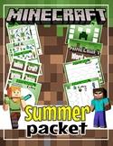 Summer bundle- MINECRAFT