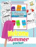 Summer bundle- WELCOME SUMMER