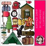 Summer camp clip art - COMBO PACK- by Melonheadz