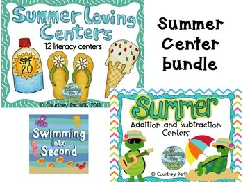 Summer center bundle
